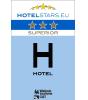 Classification officielle d'un Hotel en Wallonie : 3 étoiles SUPERIOR