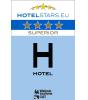 Classification officielle d'un Hotel en Wallonie : 4 étoiles SUPERIOR