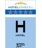 Classification officielle d'un Hotel en Wallonie : 5 étoiles