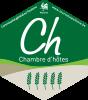Classification officielle d'une chambre d'hôtes en Wallonie : 5 épis