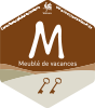 Classification officielle d'un meublé de vacances en Wallonie : 2 clés