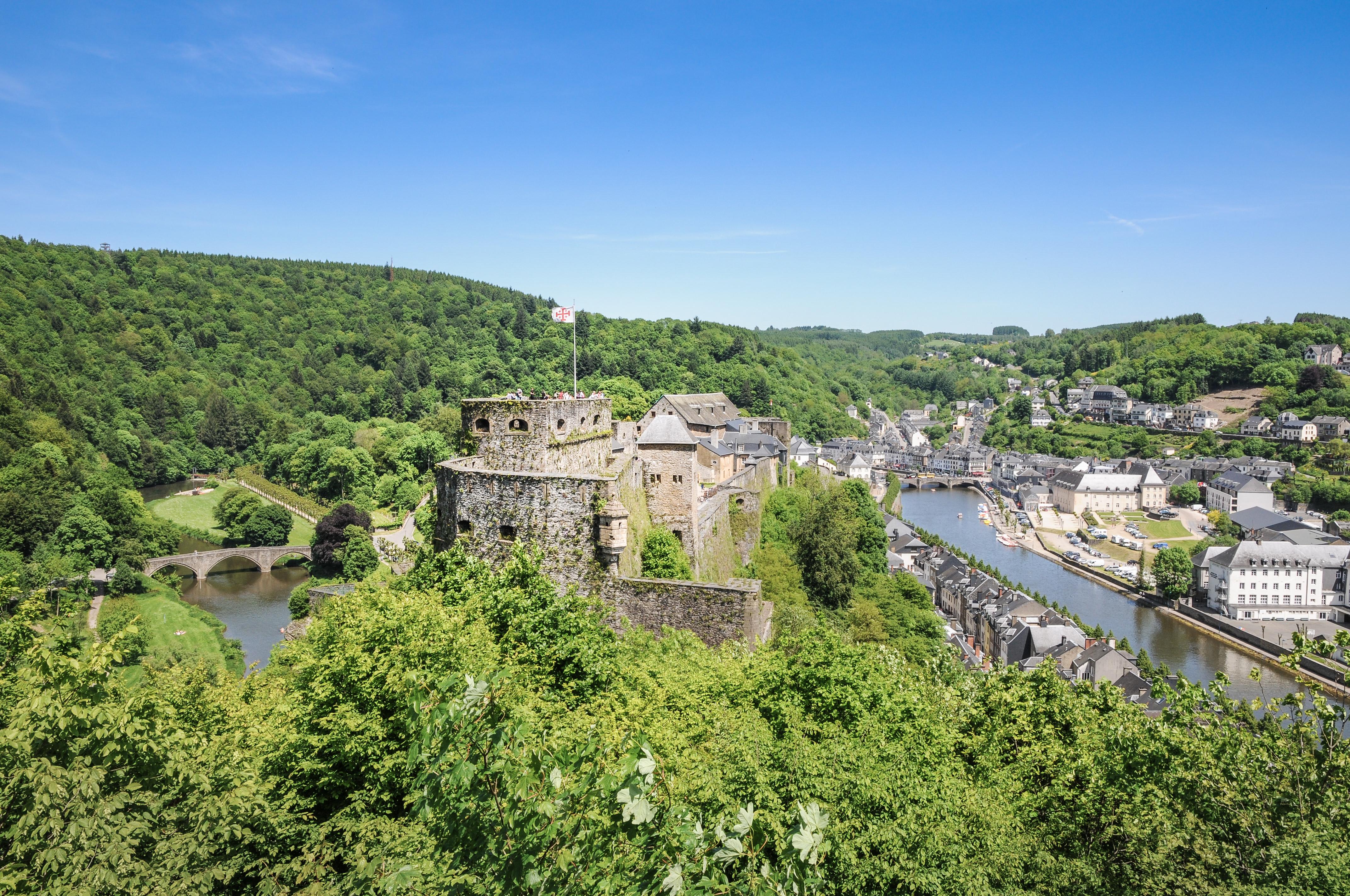 Bouillon castle