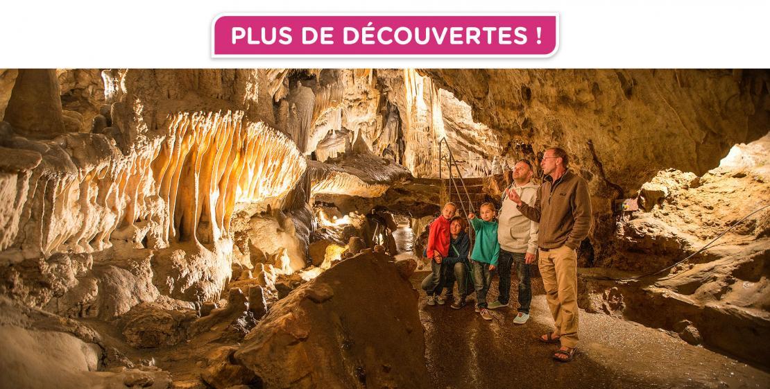 Grottes - Han-sur-Lesse - Famille - enfants