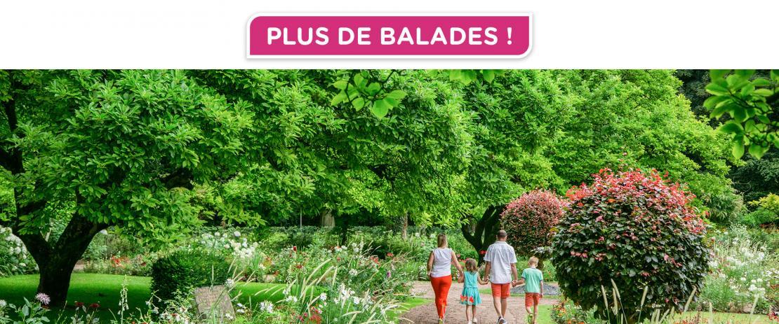 Plus de balades - Nivelles - Le parc de la Dodaine - CTA