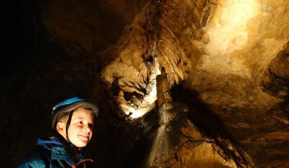 Discover the Grotte de Comblain in Comblain-au-Pont
