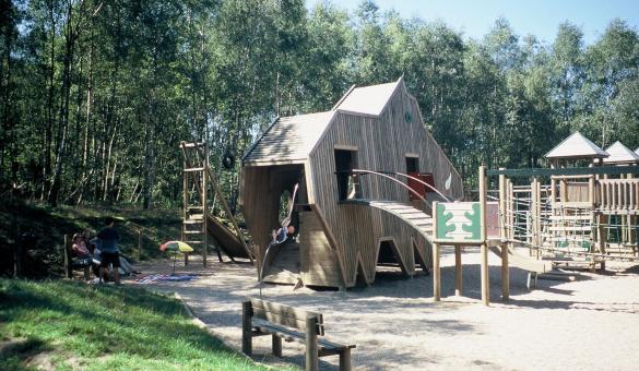 Parc - chlorophylle – forestier - récréatif