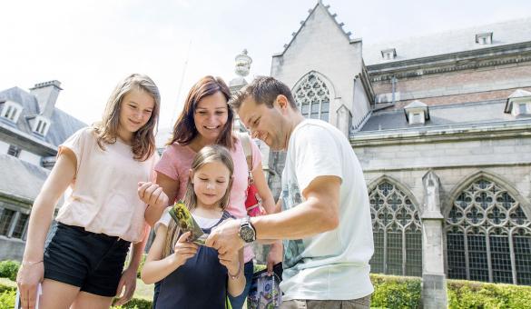 City Pass - Famille - aventures - familiales - Tournai