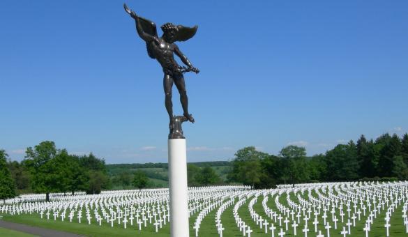 cimetière - américain - militaire - Henri-Chapelle