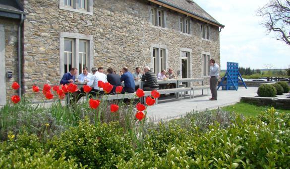 Wildtrails, organisatie van teambuildings in de Ardennen