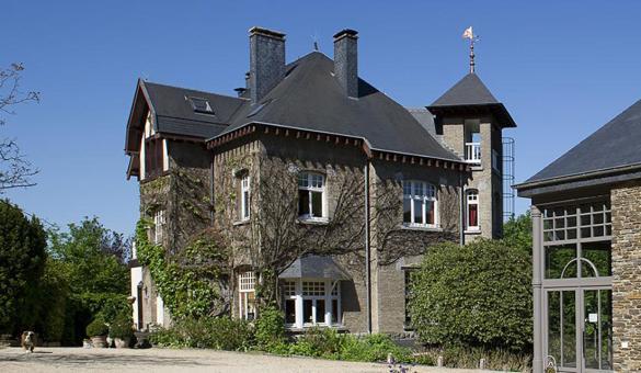 Hôtel - wellness - La Ferronnière - Bouillon - charme - Relais du Silence