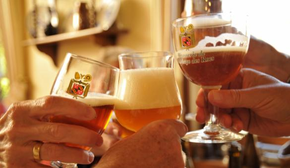 Brasserie de l'abbaye des Rocs - Montignies-sur-roc - Honnelles - Hainaut