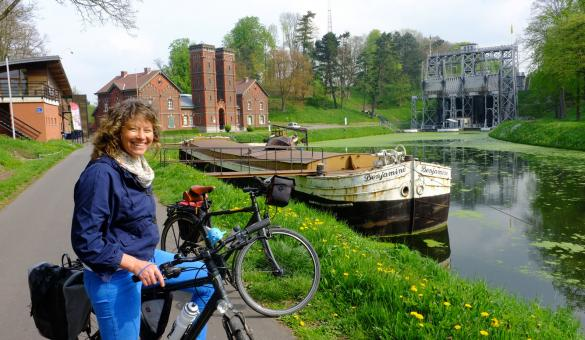 vélo, UNESCO, parcours