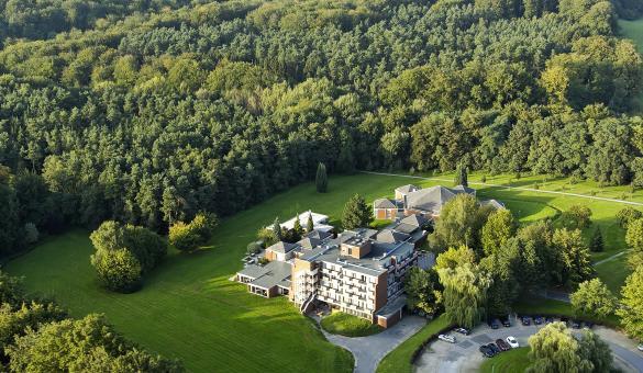 Ibis Styles Hotel & Events - Louvain-la-Neuve - Vue aérienne
