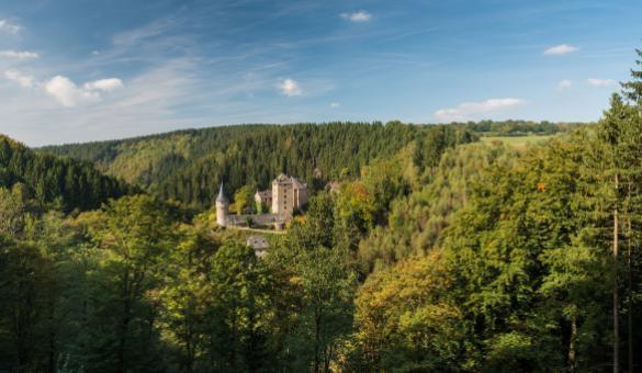 Canton de l'Est - randonnée - promenade - eastbelgium - Vennbahn - Lommersweiler