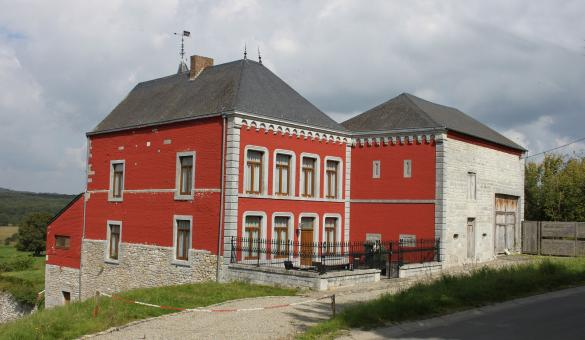 Fagnolle - the Most Beautiful Villages in Wallonia - house - landscape