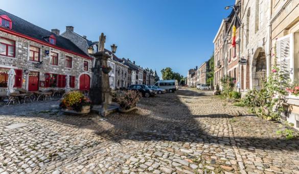 Les plus beaux villages de Wallonie - Limbourg - Promenade - Fontaines - Verviers