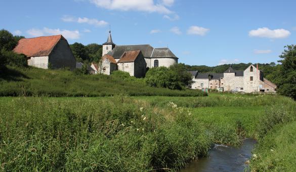 Les plus beaux villages de Wallonie - Sosoye