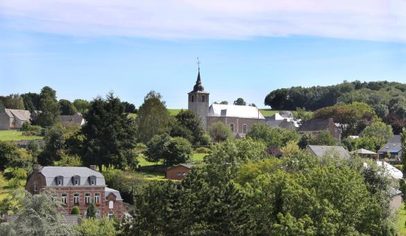 Les plus beaux villages de Wallonie - Thon-Samson