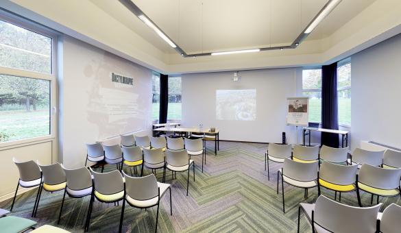 Ibis Styles Hotel & Events - Louvain-la-Neuve - Vue d'une salle de réunion