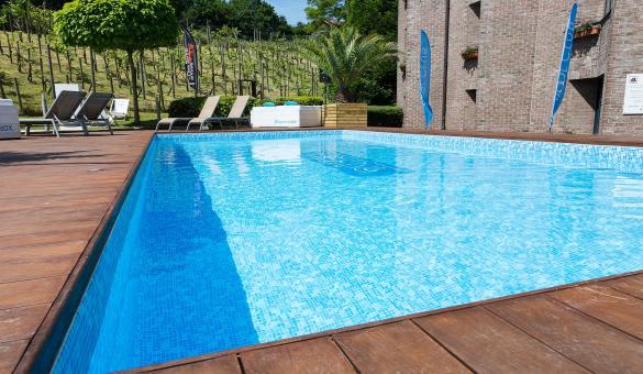 Hôtel - Restaurant - Van Der Valk - Nivelles Sud - piscine