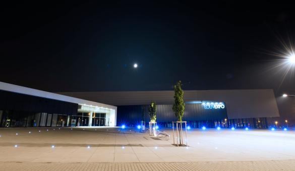 Louvexpo, location de salles en Wallonie pour le business et les meetings