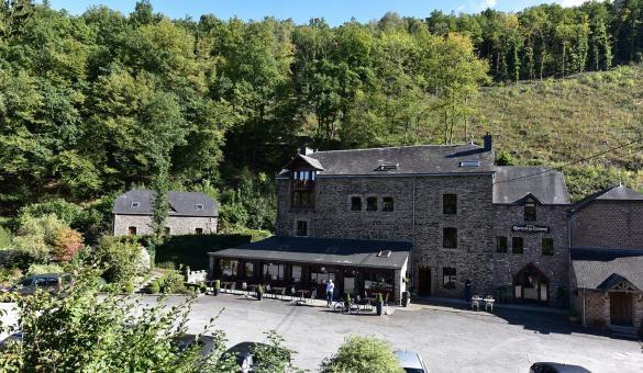 Hôtel - Moulin - Strument
