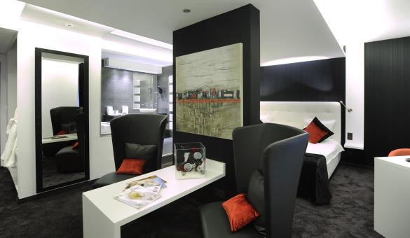 Hôtel - Restaurant - Van Der Valk - Nivelles Sud - Suite
