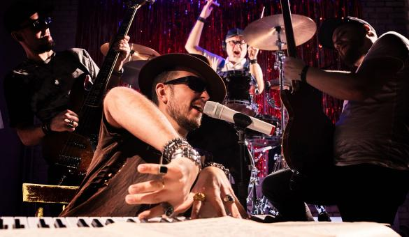 musique - country - blues - jazz