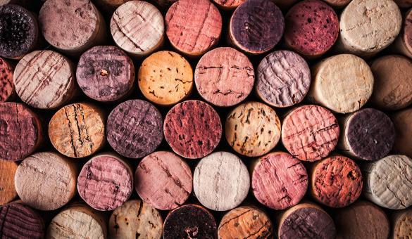 Salon - vin - bouchon de Liège - vignoble