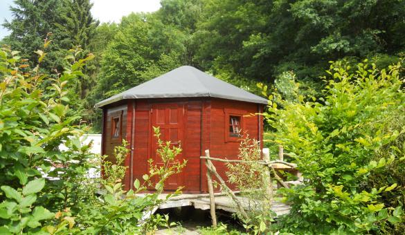 Camping du Pouhou à La Roche-en-Ardenne, Africa