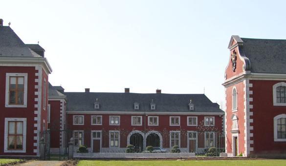 Château - Aigremont - Baroque - jardin à la française