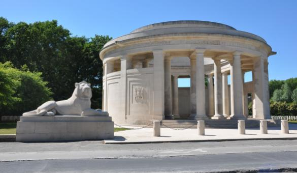 Comines Warneton Ploegsteert Memorial