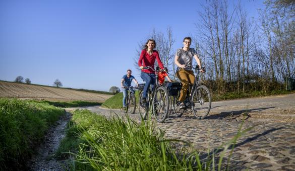 Big Bang Route : circuit vélo de Louvain-la-Neuve à Leuven