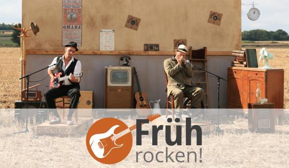 Frührocken - Blackberry'N Mr Boohoo