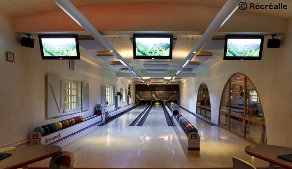 Bowling - Récréalle - Alle-sur-Semois