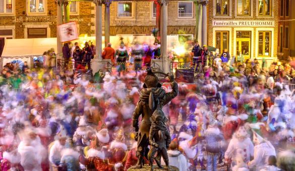 Carnaval des Chinels