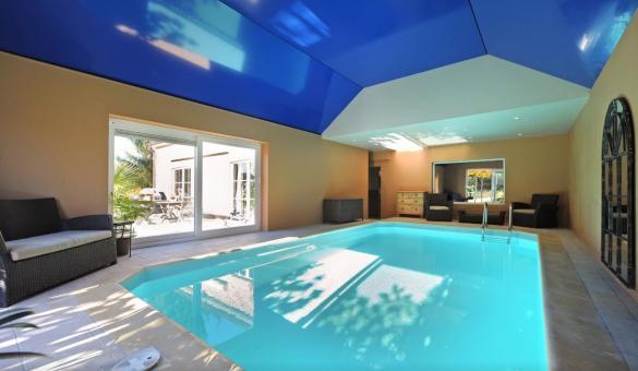 Chambre d'hotes Couette de l'ours - piscine