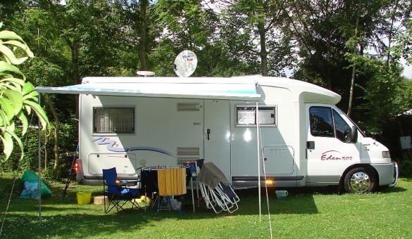 Camping le pré du Blason - Camping en Wallonie