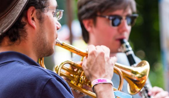 Festival - Jazz - Trompette - clarinette