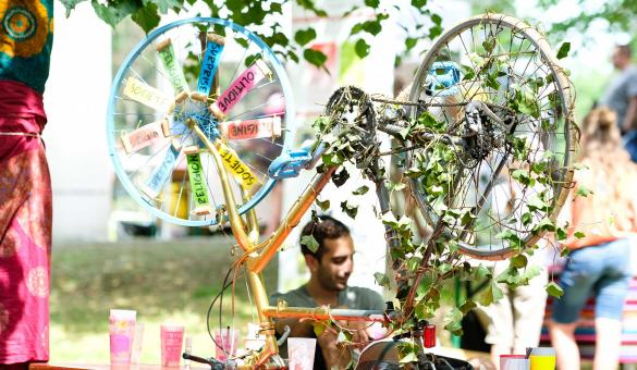 Animation - festival - vélo