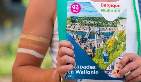 Clown - Escapade en Wallonie