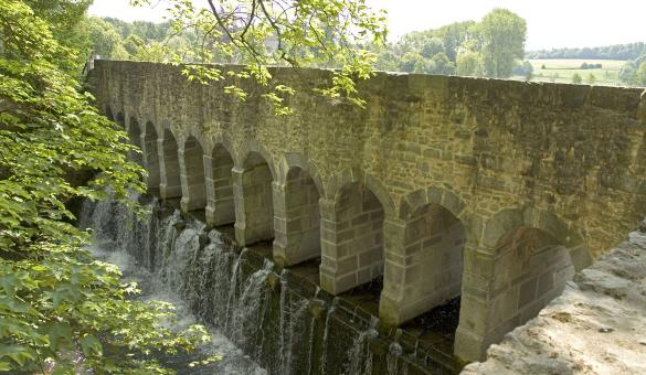 Erquelinnes - Pont - romain - Montignies-Saint-Christophe - Hainaut