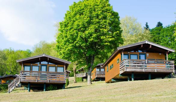 Village de vacances - Vallée Les Etoiles - Blaimont