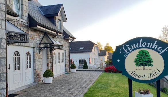 Hotel-Restaurant Lindenhof - Hôtel en Wallonie