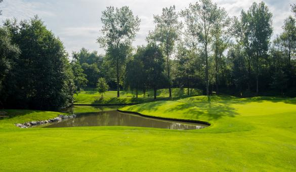 Golf - Château - Tournette - cours - club - green - handicap - play off