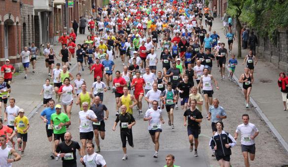 Découvrez et participez au Grand Jogging de Verviers