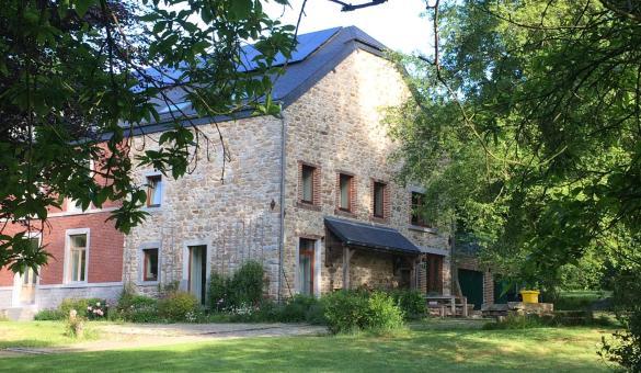 Gîte rural de Regniessart - Grand gîte - Nismes