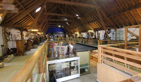 Découvrez le Musée Vivant de la Laine et parc animalier Animalaine, à Bastogne