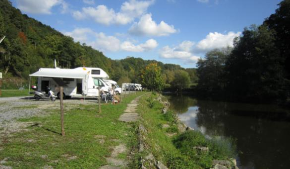 Camping - Le Vedeur - Durbuy