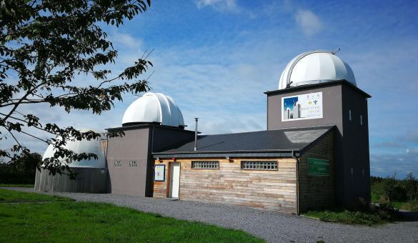 Observatoire - Centre Ardenne - Grapfontaine - astronomie - nature